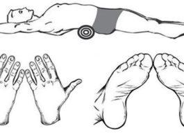 Этот простой трюк избавит от боли в спине, улучшит осанку и уменьшит живот!