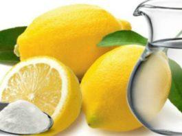 Лимон и пищевая сода – мощное сочетание: в 1000 раз сильнее, чем химиотерапия!