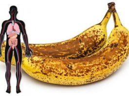 Вот, что произойдет, если вы на протяжении месяца будете каждый день съедать по два банана с темными пятнами