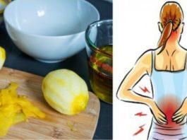 Лимонная цедра поможет избавиться от боли в суставах навсегда!