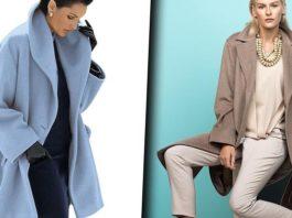 Каким будет пальто оверсайз осенью 2018 года? 60+ шикарных образов!