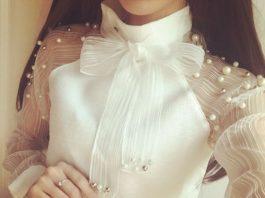 Актуальный тренд: 18 белых блузок, без которых не обойтись