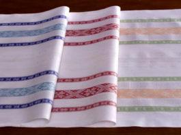 Постирайте полотенце с использованием этого метода и все пятна исчезнут мгновенно!