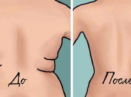 Убери складки на спине и боках при помощи 4 простых упражнений: красивый изгиб уже за 3 недели
