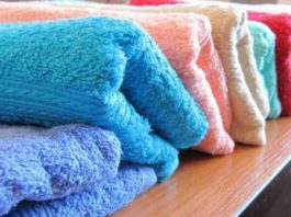 Как вернуть махровым полотенцам пушистость и мягкость