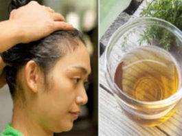 Изумительный рецепт для блестящих и здоровых волос, который состоит всего из одного ингредиента!