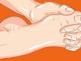 Чтобы старость не застала врасплох, выполняй «переплетение пальцев!»