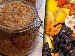 Мощный эликсир здоровья: паста «Амосова», рецепт, правильный способ применения