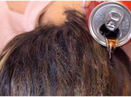 Она взяла «Кока-Колу» и стала лить на волосы. А далее произошло невероятное!