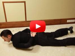 Укрепляй Позвоночник! Смотрите ВИДЕО — упражнения для Спины от Шамиля Аляутдинова…