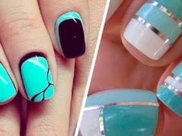 25 лучших идей для красивого френча на коротких ногтях