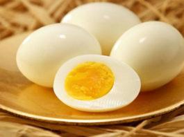 Диета вареных яиц: за 2 недели можно скинуть до 11 кг