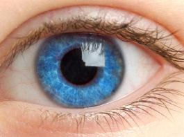 За пару недель зрение возвращается на 100%
